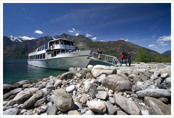 Chelan Lakeshore Trail