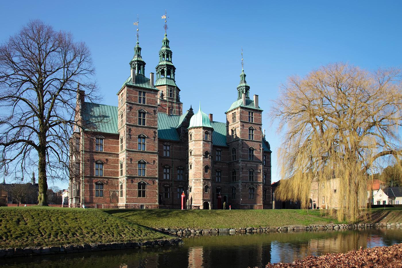 castles in copenhagen