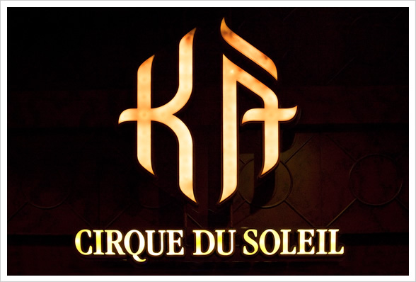 Cirque du Soleil: KA